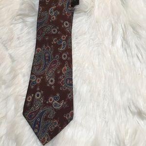 100% silk Christian Dior necktie
